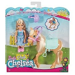 Barbie - Club Chelsea Dolls & Horse