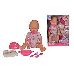 Simba - Born Baby Doll