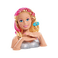 Barbie - Deluxe Colour Specialist Styling Head