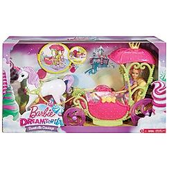 Barbie - Dreamtopia Sweetville Carriage