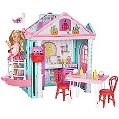 Barbie - Club Chelsea Playhouse