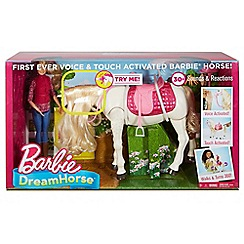 Barbie - Dream horse Doll And Horse