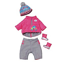 Baby Born - Play and Fun Deluxe Winter Set