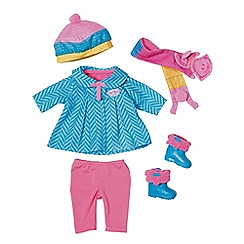 Baby Born - Cold Days Deluxe Dress-up Set