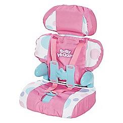 Casdon - Baby Huggles Car Booster Seat