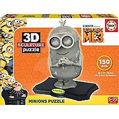 Despicable Me - 3D Sculpture Puzzle - Minions