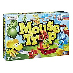 Hasbro Gaming - Mouse Trap Game