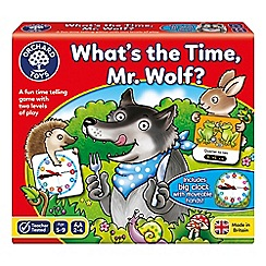 Orchard Toys - What's The Time Mr Wolf Game