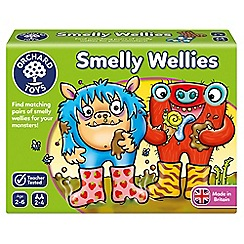 Orchard Toys - Smelly Wellies' Game