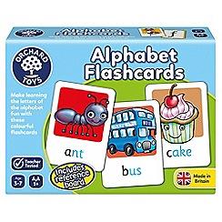 Orchard Toys - Alphabet Flashcards Game