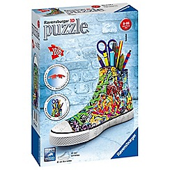 Ravensburger - Graffiti Sneakers 108pc 3D Jigsaw Puzzle
