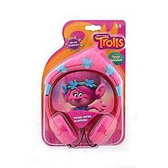 Trolls - Plush Headphones