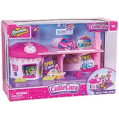 Shopkins - Cutie Cars Diner Playset