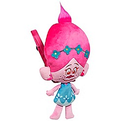 Trolls - Poppy Head Plush Backpack