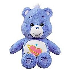 Care Bears - Medium Plush with DVD Daydream Bear