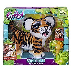FurReal Friends - Roarin' Tyler - The Playful Tiger