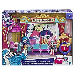 My Little Pony - Equestria Girls Minis Movie Theatre Set