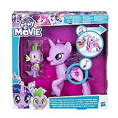 My Little Pony - Princess Twilight Sparkle Spike the Dragon Friendship Duet
