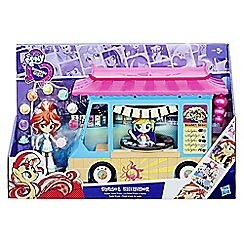 My Little Pony - Equestria Girls Rollin' Sushi Truck