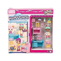 Shopkins - Happy Places Welcome Pack - Bunny Science Lab