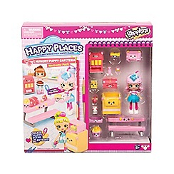 Shopkins - Happy Places Welcome Pack - Puppy Cafeteria