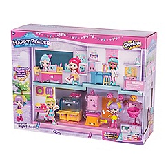 Shopkins - Happy Places School House Playset