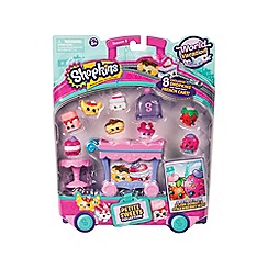 Shopkins - Deluxe Packs - French Sweeties Collection