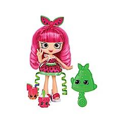 Shopkins - Shoppies Core Dolls - Watermelon