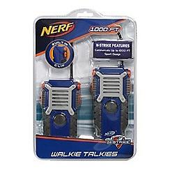Nerf - N Strike Moulded Walkie Talkie