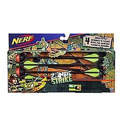 Nerf - Nerf zombie strike arrow refill