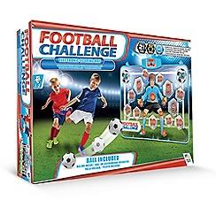 Worlds Apart - Football challenge