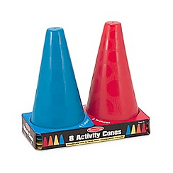 Melissa & Doug - Activity cones - games