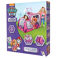 Paw Patrol - Skype Feature Tent