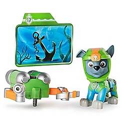 Paw Patrol - Rocky Vehicle With Pup