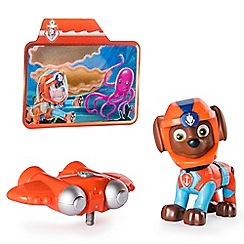 Paw Patrol - Zuma Vehicle With Pup