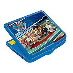 Paw Patrol - Portable DVD Player