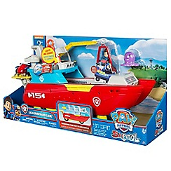 Paw Patrol - Sea Patroller