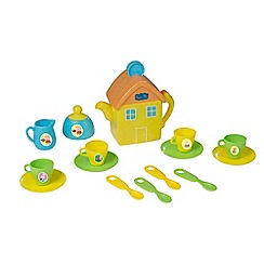 Peppa Pig - House Tea Set