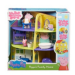 Peppa Pig - Family Home
