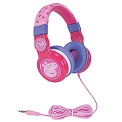 Peppa Pig - Peppa pig- peppa headphones