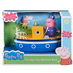 Peppa Pig - Bath time Boat