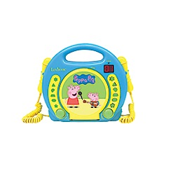 Peppa Pig - Karaoke CD Player