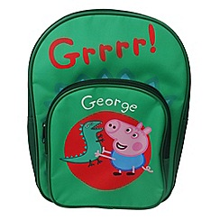 Peppa Pig - George Pig Backpack
