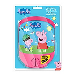 Peppa Pig - Lenticular Night Light