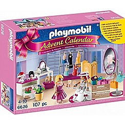 Playmobil - Advent Calendar 'Dress Up Party' with Exclusive Ball Gown - 6626