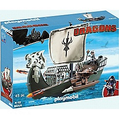 Playmobil - Dragons© Floating Drago's Ship with Firing Cannons - 9244