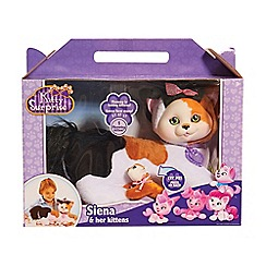 Flair - Kitty Surprise Plush: Siena (Tortoiseshell) - Wave 5