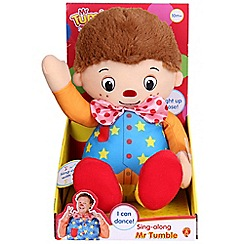 Mr Tumble - Singing With Light Up Nose And Moving Arm And Feet