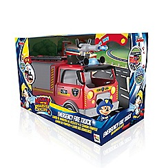 Mickey Mouse Clubhouse - Mickey's Emergency Fire Truck - Vehicle