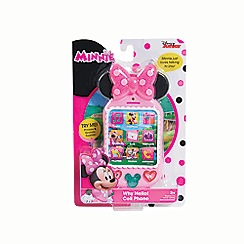 Minnie Mouse - Happy Helpers Cell Phone